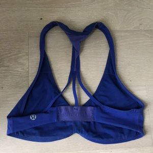 Lululemon power energy bra